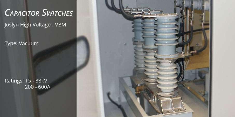 Nepsi Capacitor Switches